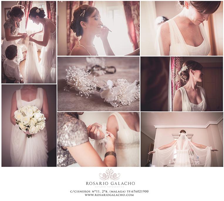 fotografo de bodas, casa de la novia
